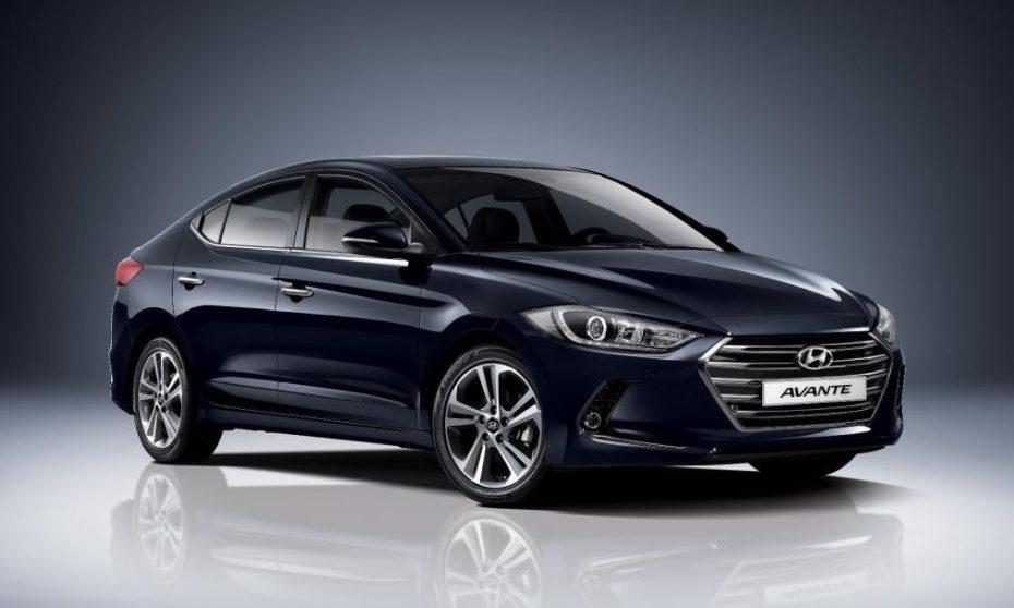 El nuevo Hyundai Elantra da la cara: Un gran salto cualitativo para la sexta generación