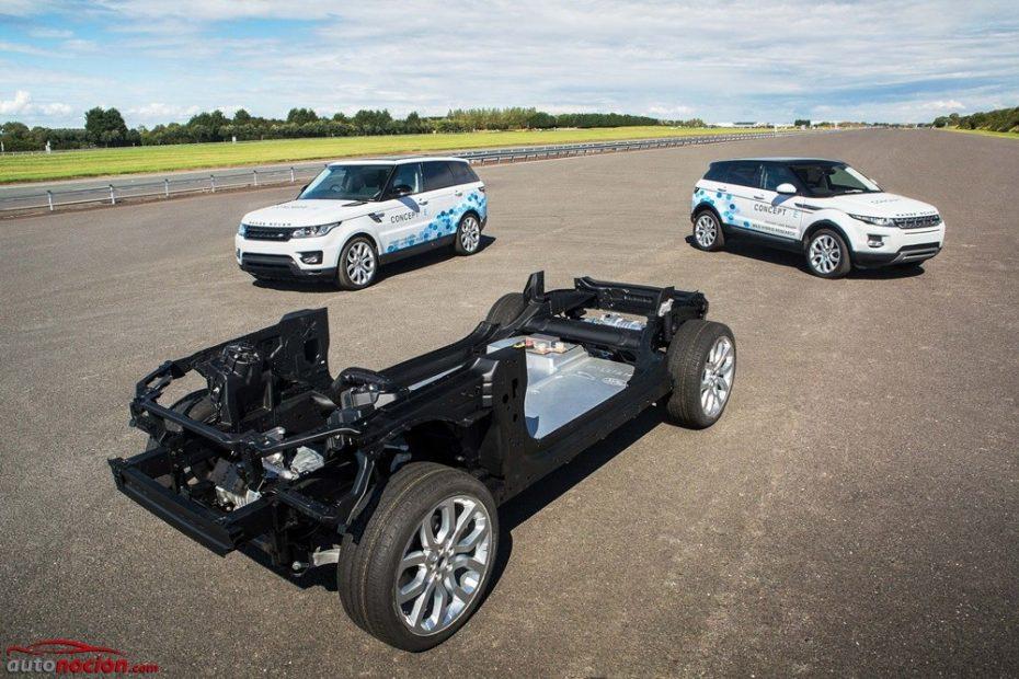El visionario proyecto de Jaguar Land Rover: De la revolución híbrida y eléctrica a la 'Manta de aire caliente'