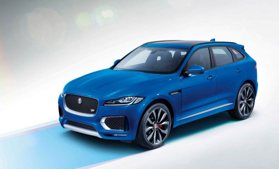 Jaguar F-PACE First Edition: 2.000 unidades con aspecto de Concept Car