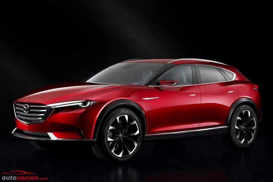 Mazda Koeru Concept: Tecnología SKYACTIV y dinamismo a raudales para un posible Mazda CX-4