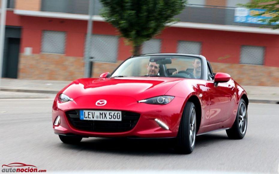 Nuevo acabado de acceso para el Mazda MX-5 con techo de lona: Más barato