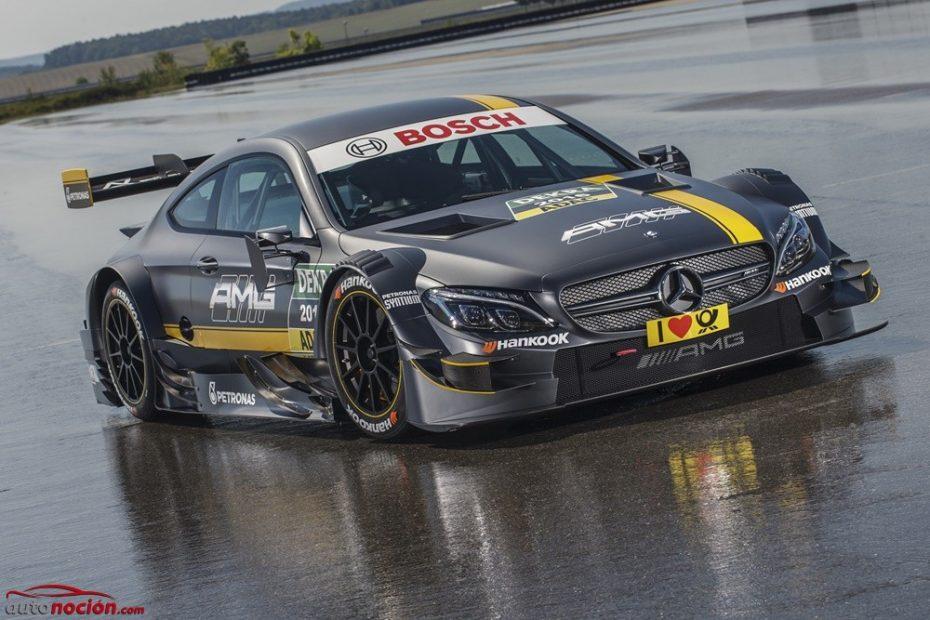 Mercedes-AMG C63 DTM: La estrella que arrasará en el Campeonato Alemán de Turismos en 2016
