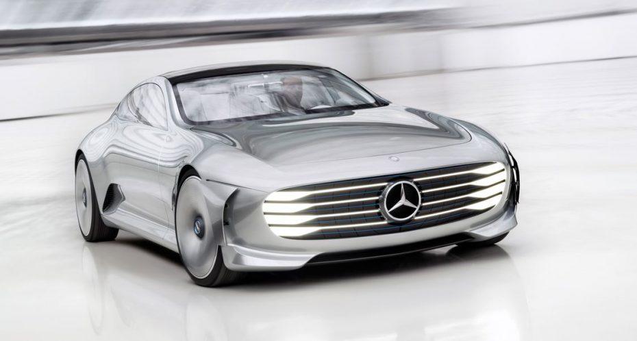 Mercedes-Benz «CONCEPT IAA»: Un nuevo récord en desarrollo aerodinámico