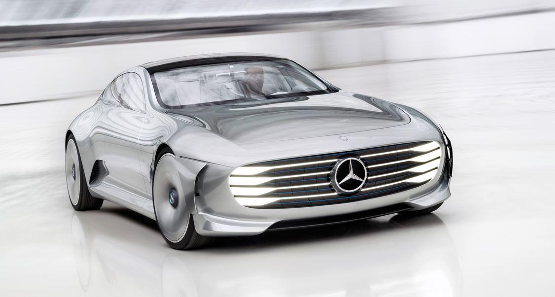 """Mercedes-Benz """"CONCEPT IAA"""": Un nuevo récord en desarrollo aerodinámico"""