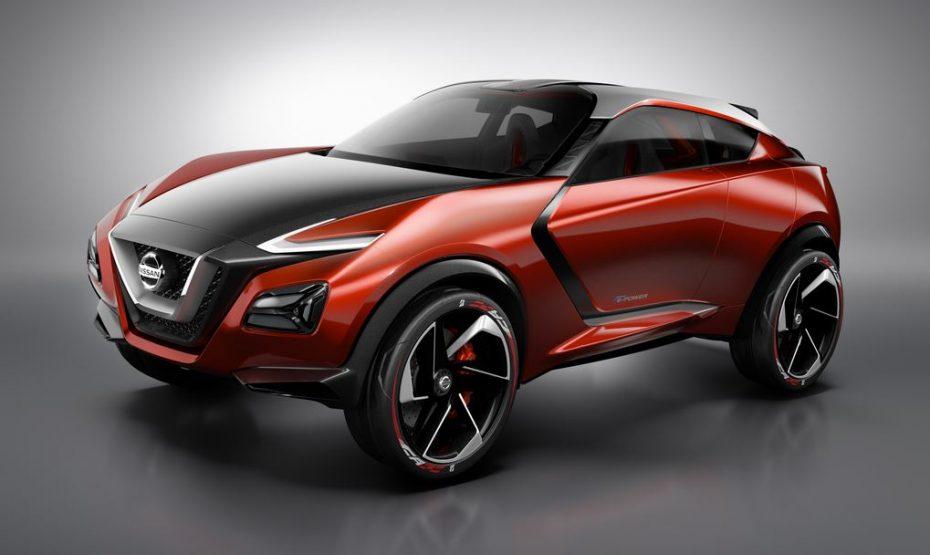 """Nissan Gripz Concept: """"Mezclando un Z con un crossover y dándole alma de LEAF"""""""