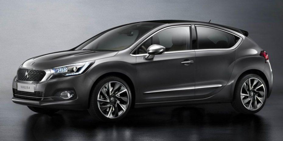Todos los precios del nuevo DS 4 (Crossback incluido): Adiós Citroën