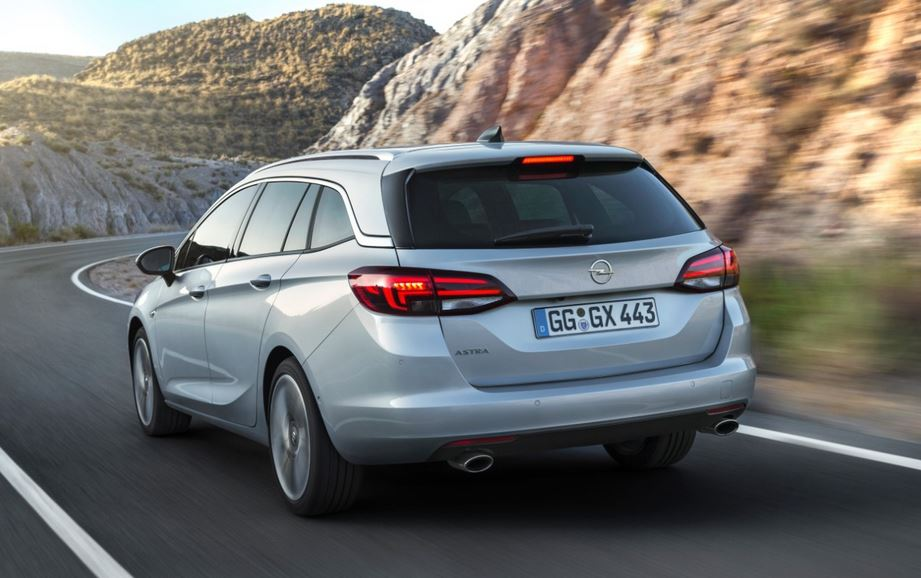 Opel Astra Sports Tourer 3