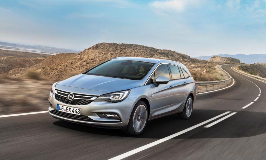 Opel Astra Sports Tourer: El 1.6 CDTI BiTurbo y sus 160 CV en la versión más familiar