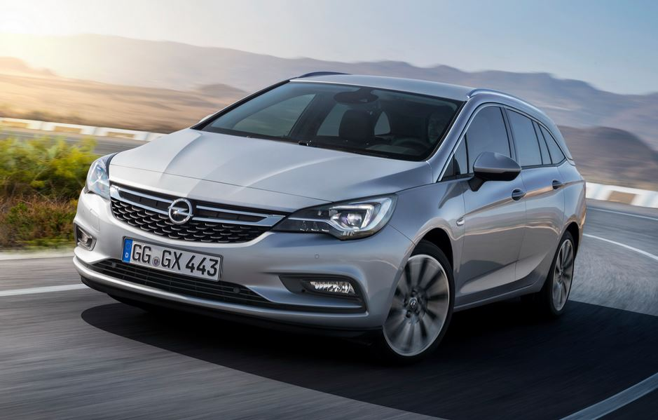 Opel Astra Sports Tourer 9