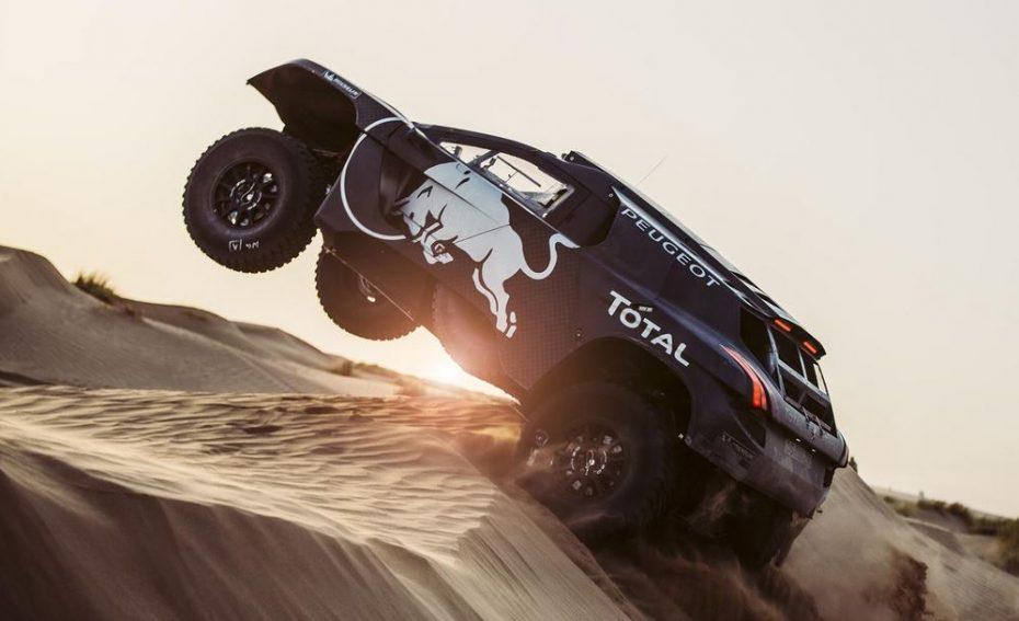 El Peugeot 2008 DKR16 nos muestra sus mejoras: Más de todo para la bestia gala del león
