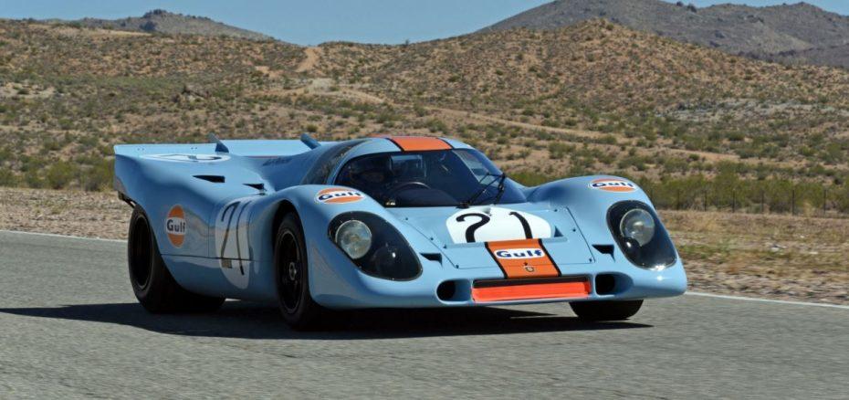 Porsche restaura el 917K: Rescatando trozos de historia…
