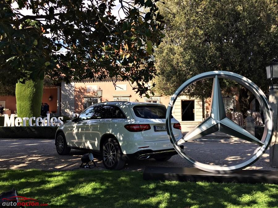 Nueva gama SUV de Mercedes-Benz: Una presentación por todo lo alto con 'Los Secretos'