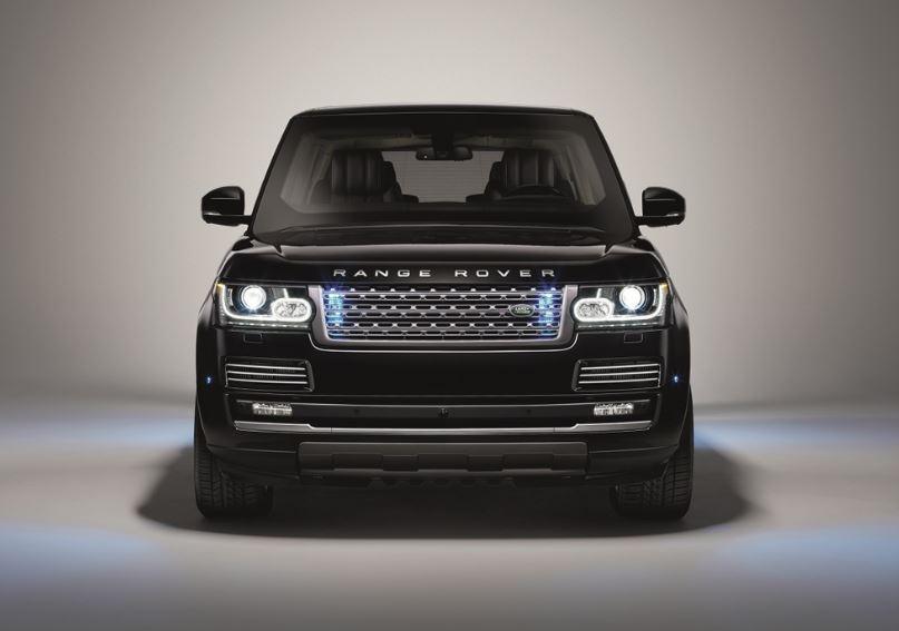 Range Rover Sentinel: Una fortaleza blindada rodante de casi medio millón de euros