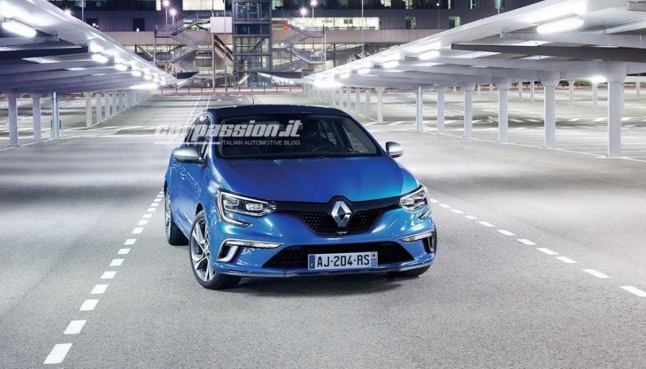 ¡Filtrado!: Así es la cuarta generación del Renault Mégane, un modelo que promete