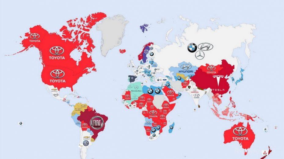 Estas son las marcas más buscadas país por país: ¿Un nuevo índice de popularidad?