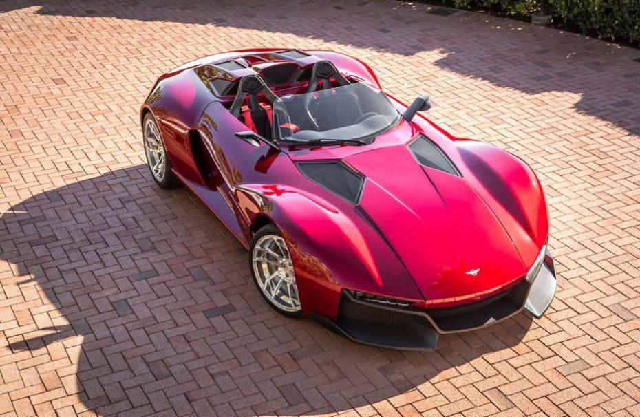 Rezvani Beast Speedster: Menos potencia que la bestia pero también, más asequible…