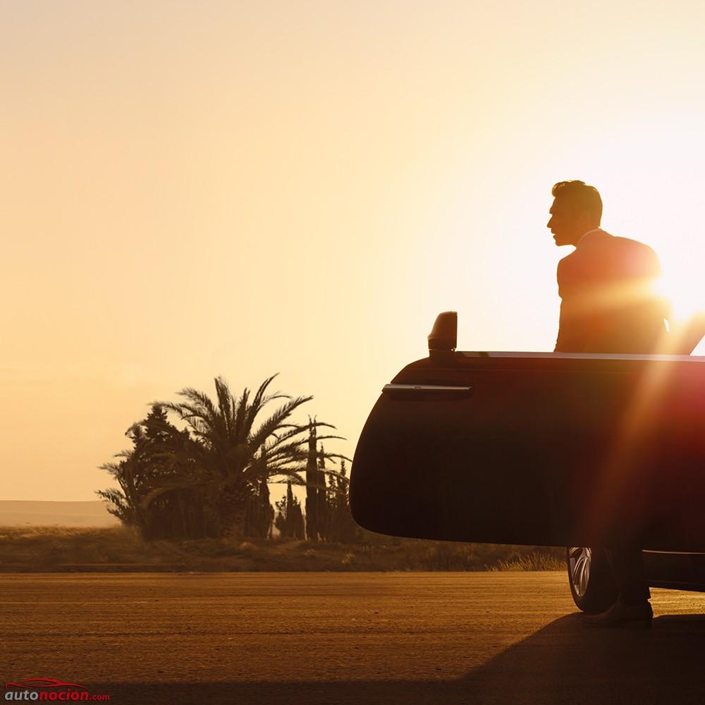 Primeros teaser del Rolls-Royce Dawn Convertible: será mucho más que un Wraith descapotable