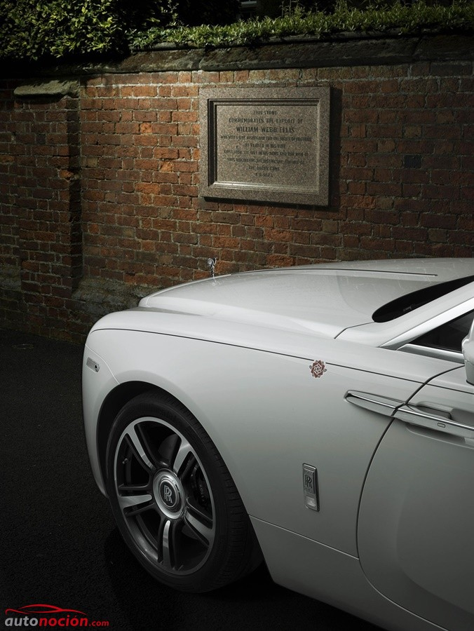 Rolls-Royce Wraith History of Rugby (6)