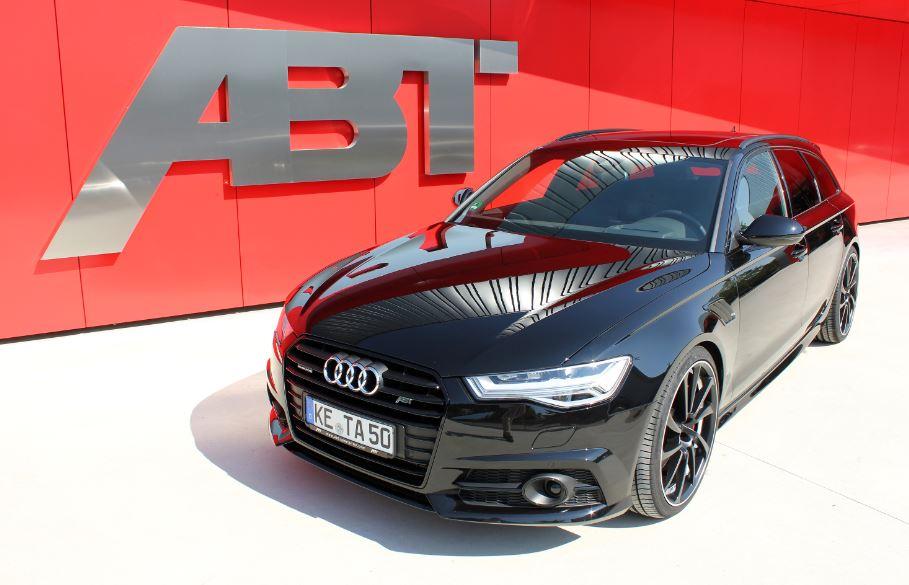 ABT exprime los V6 del Audi A6: 365 CV para el TDI y 410 CV para el TFSI