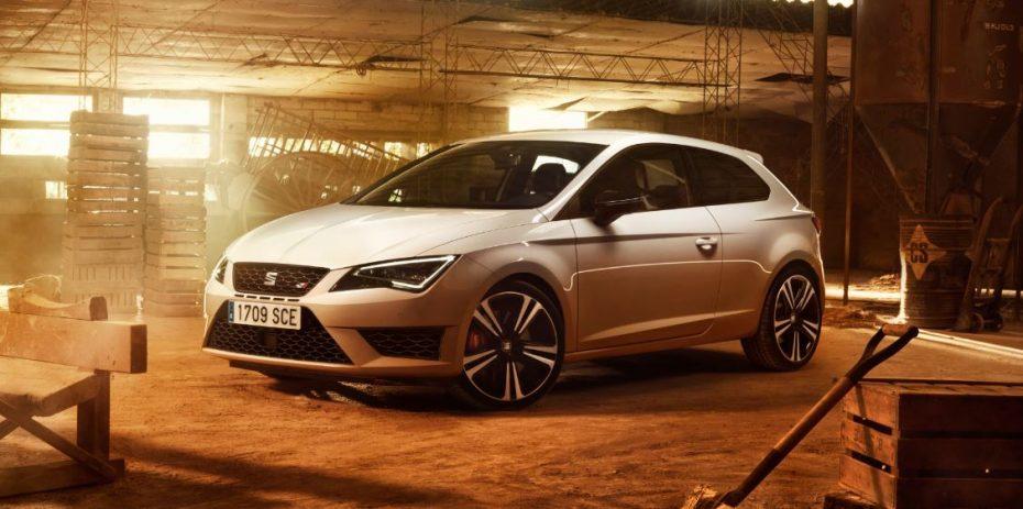 Ya puedes comprar el SEAT León Cupra con 290 CV: Desde 29.600 €