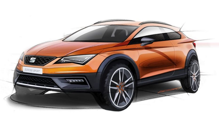 SEAT Cross Sport: ¿Mezclar un León SC con un crossover y darle una picelada de deportividad?