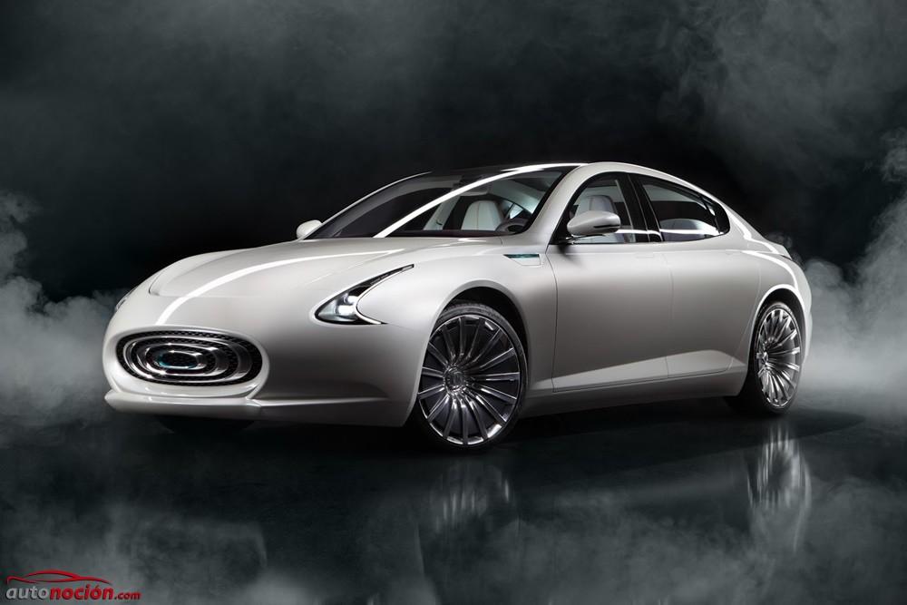 Thunder Power EV: La berlina eléctrica 'made in taiwán' que llega para plantar cara al Tesla Model S