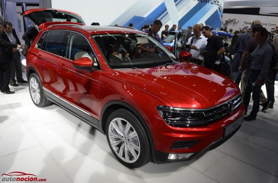 El nuevo Volkswagen Tiguan gana enteros al natural: Puntos destacados