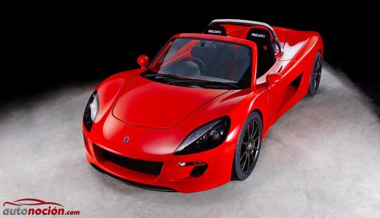 Tommykaira ZZ EV: Es japonés, descapotable, biplaza y una alternativa razonable al Tesla Roadster