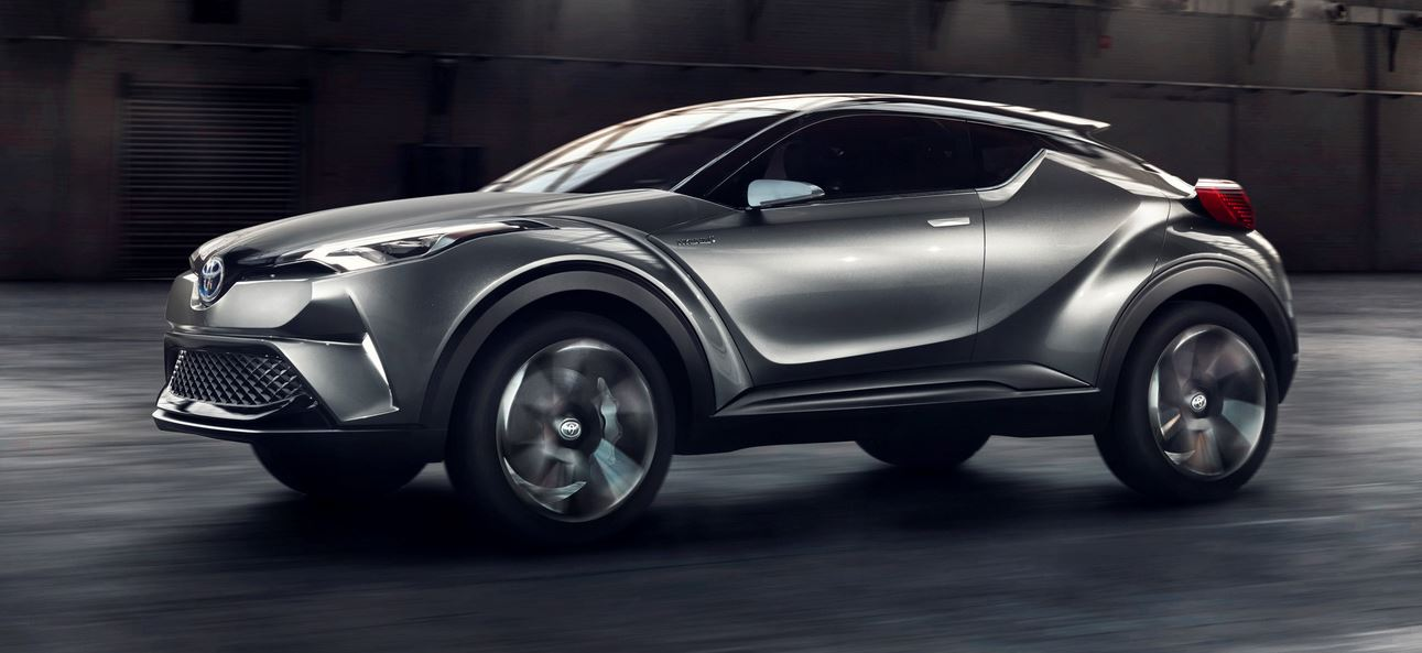 Toyota C HR Concept 12