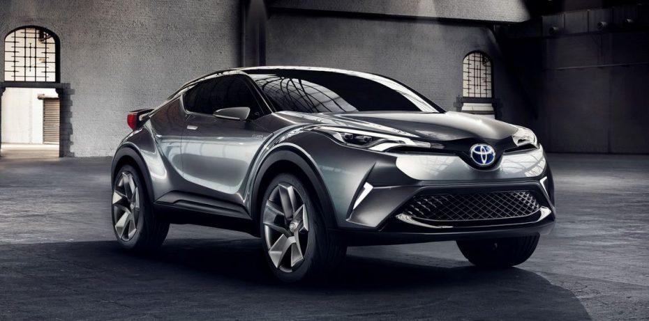 Quédate con su cara, este Toyota se fabricará en Turquía y le plantará cara el Juke