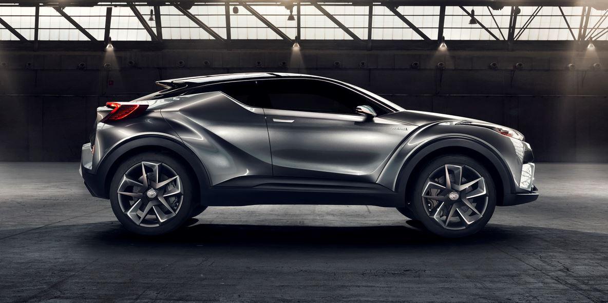 Toyota C HR Concept 4