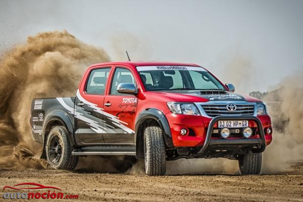 Toyota Hilux one-off (1)