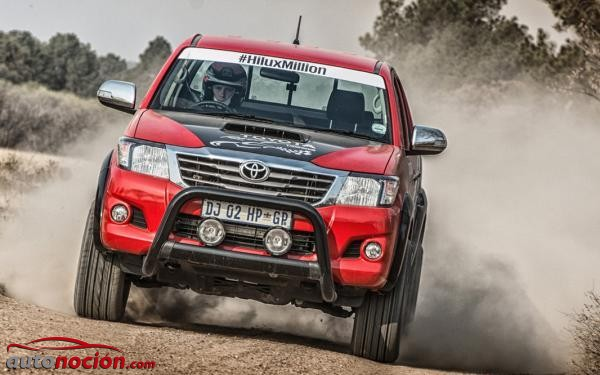Toyota Hilux one-off (2)