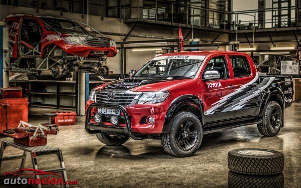 ¿Un Toyota Hilux con el motor V8 del Lexus IS F? Será un one-off, pero será real