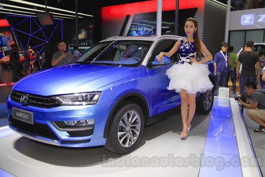 Zoyte practica de nuevo el copia y pega: Así es el hijo bastardo del Audi Q3 made in China
