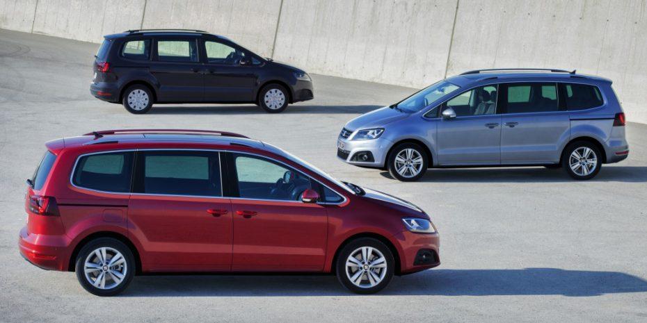 Ventas agosto 2015, Suiza: El SEAT Alhambra sorprende con un tercer puesto