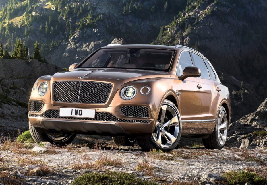 Ojo al extra más caro del Bentley Bentayga; nada menos que 150.000 euros, ¿Quieres saber qué es?