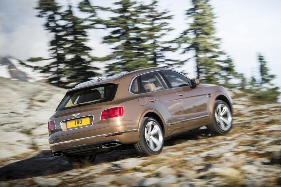 Parte de los 241.484 € y a Bentley «se lo quitan de las manos»: Si quieres uno, a esperar más de un año…