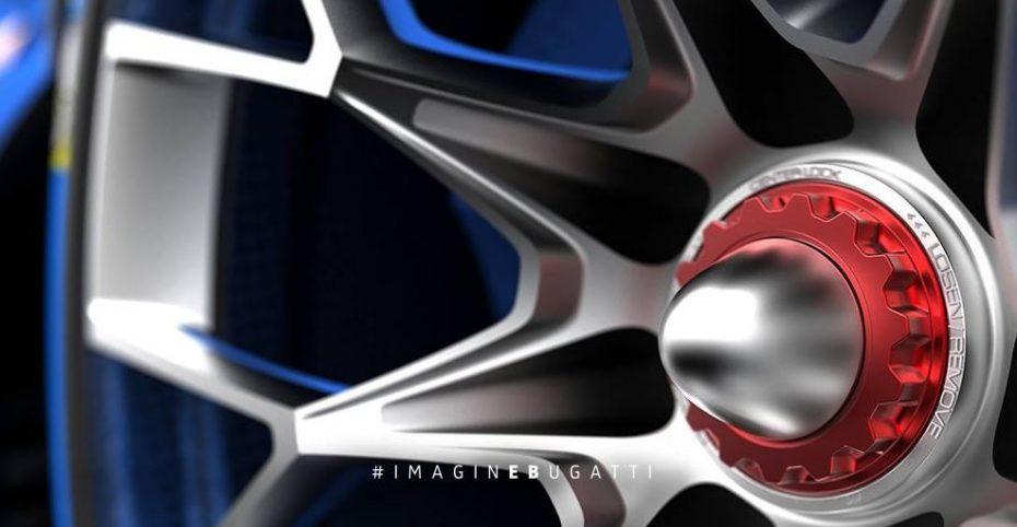 Bugatti Vision Gran Turismo: Nuevas imágenes del modelo virtual