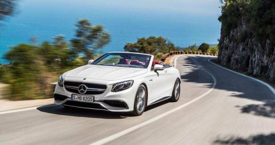 Mercedes-AMG S 63 4MATIC Cabrio: Alto rendimiento sin perder la esencia del lujo