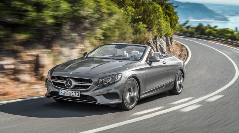 El Mercedes Clase S Cabrio ya tiene precio para España: Al alcance de muy pocos bolsillos