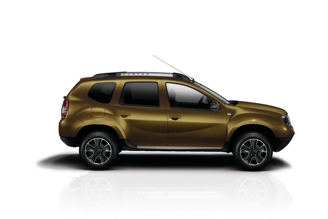 """Nuevo Dacia Duster """"Urban Explorer"""": Más equipamiento para ..."""