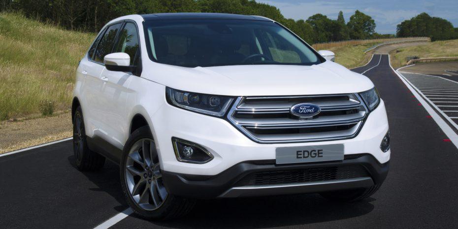 Así es el nuevo Ford Edge para Europa: Hasta 210 CV en diésel y mucho equipamiento