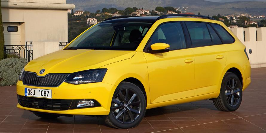 El Skoda Fabia se cuela en el Top10 europeo: Lidera el Volkswagen Golf con mucha diferencia