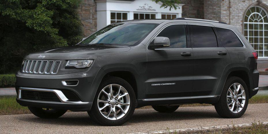 Nuevo Jeep Grand Cherokee Summit Platinum: Máximo lujo desde 78.490 €
