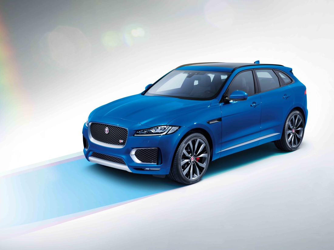 Jaguar F-PACE: Todo lo que tienes que saber del crossover deportivo inspirado en el F-TYPE