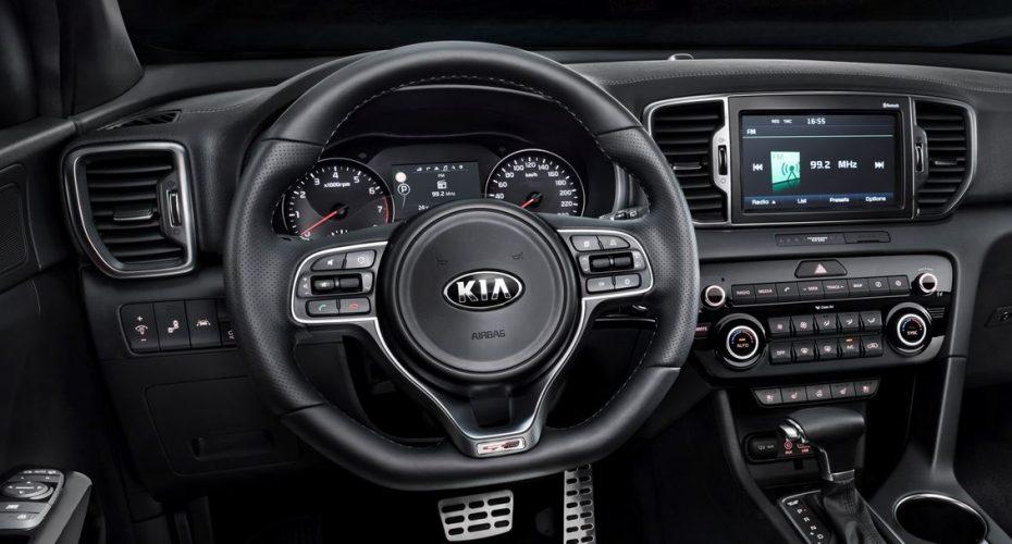 Así es el interior del nuevo Kia Sportage: Tendrá versión 1.6 GDI-T con 176 CV