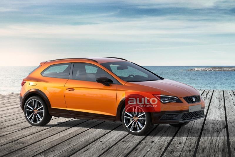 Filtrado el nuevo SEAT León X-Sport: Aires camperos para el SC