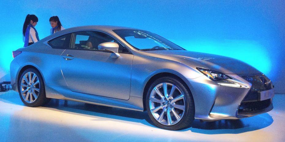 Contacto: Celebramos con Lexus los 10 años de su tecnología híbrida