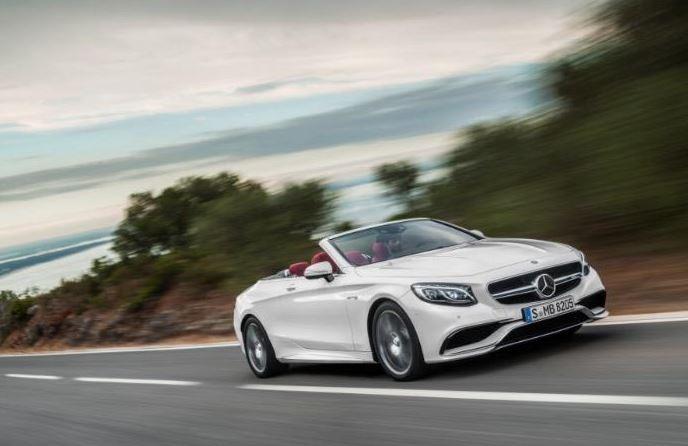 ¡Filtrado!: Así de espectacular es el Mercedes-Benz Clase S cabrio